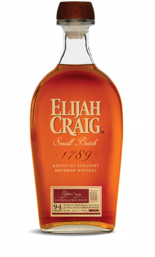 Elijah Craig Small Batch Kentucky Straight Bourbon 750ml