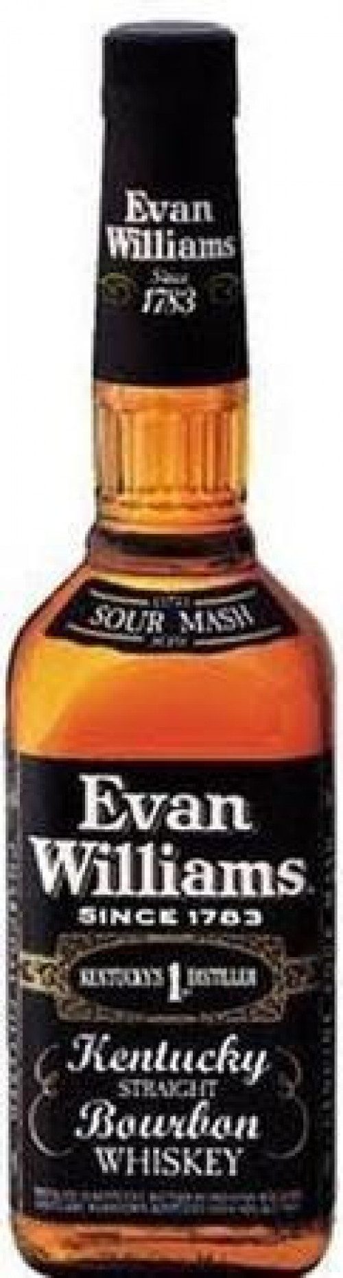 Evan Williams Black 1 Lt