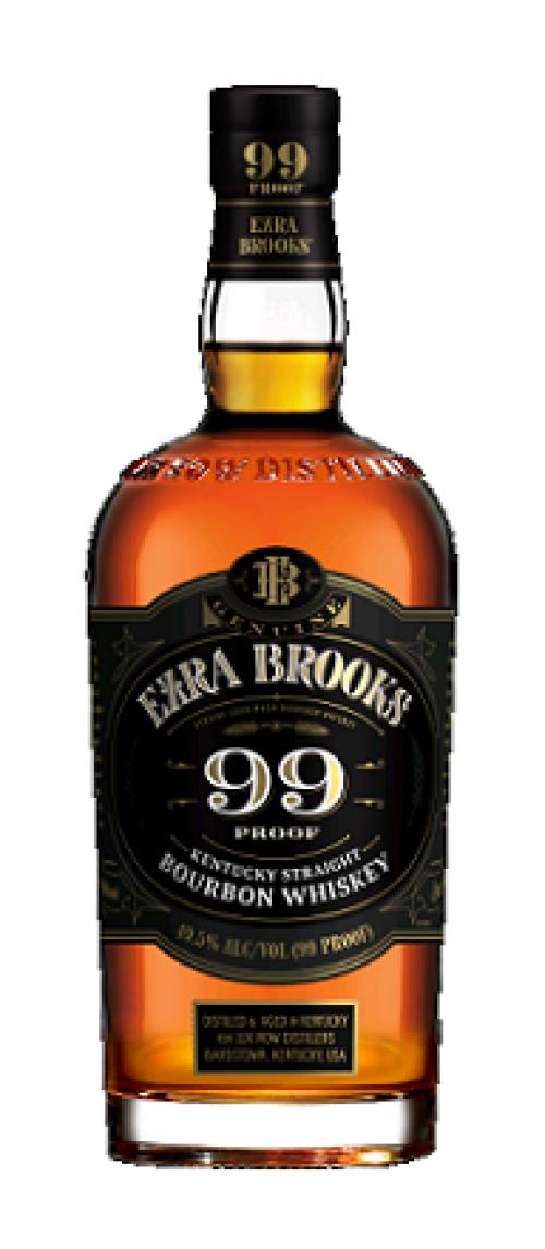 Ezra Brooks 99 Proof 750 ml