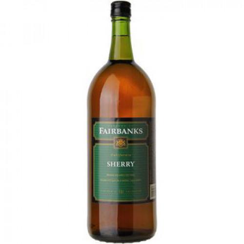 Fairbank Sherry 1.5 Ltr