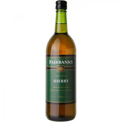 Fairbank Sherry 750ml