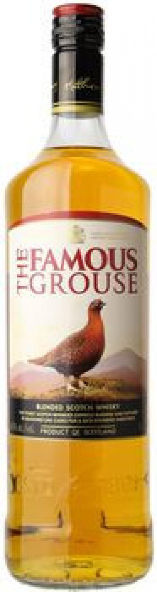 Famous Grouse Blended Scotch 750ml