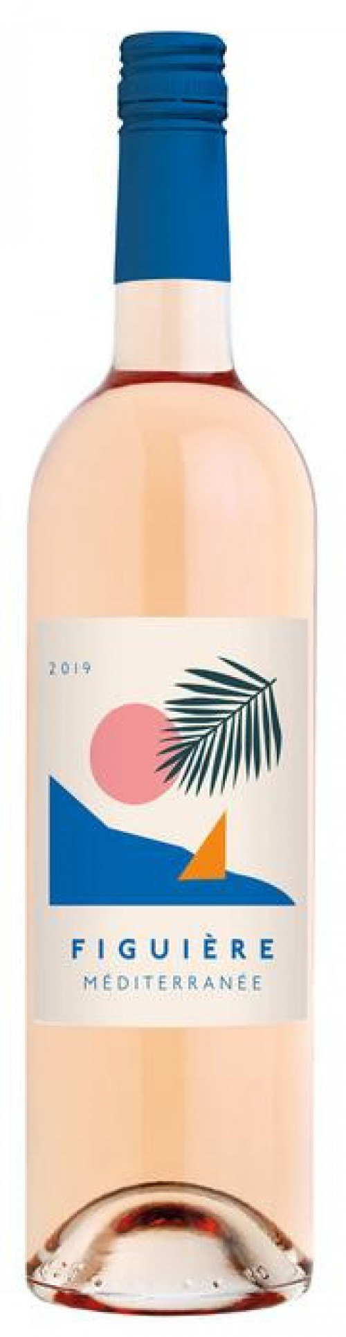 Figuiere Mediterranee Rose 750ml