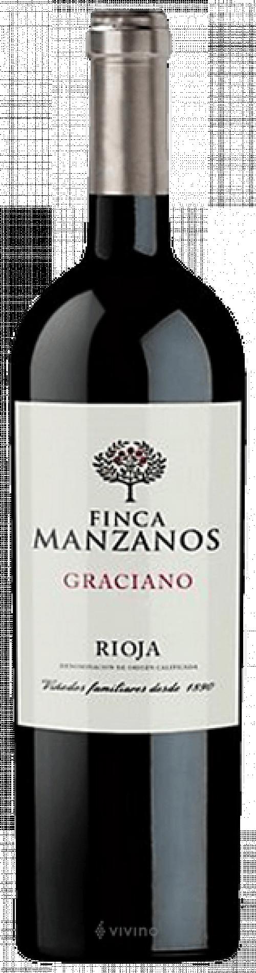 Finca Manzanos Graciano 750ml