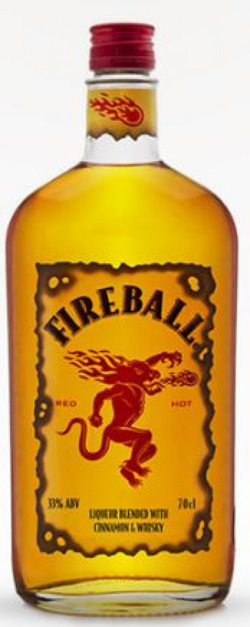 Fireball 750ml