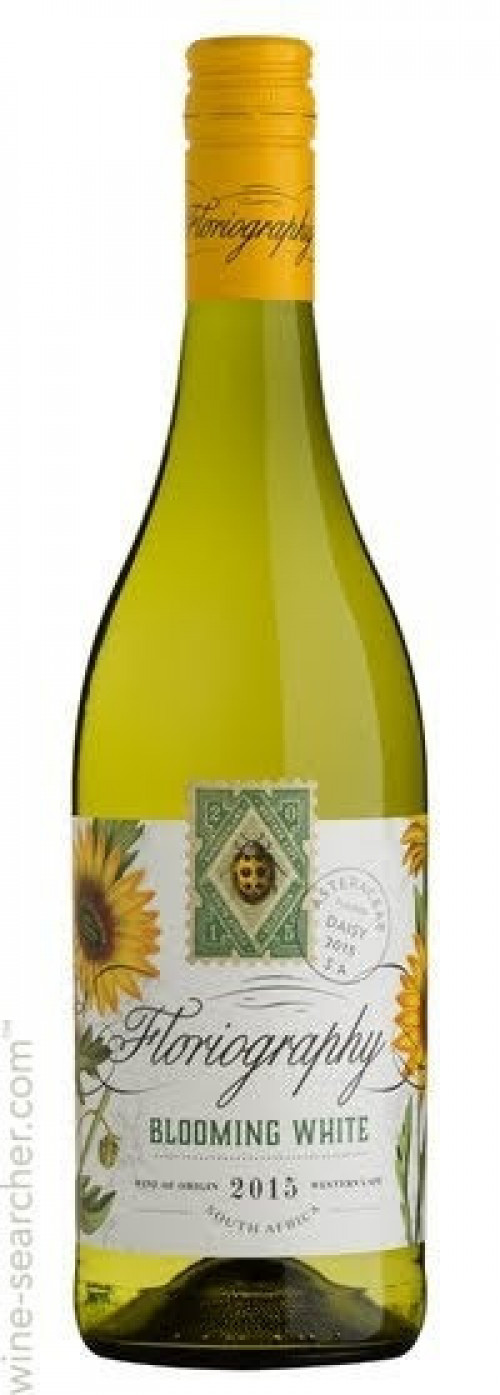 Floriography Blooming White 750ml