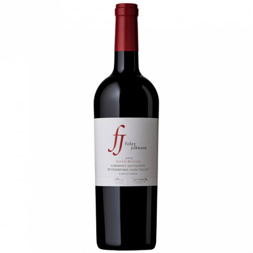 Foley Johnson Estate Cabernet Rutherford 750ml