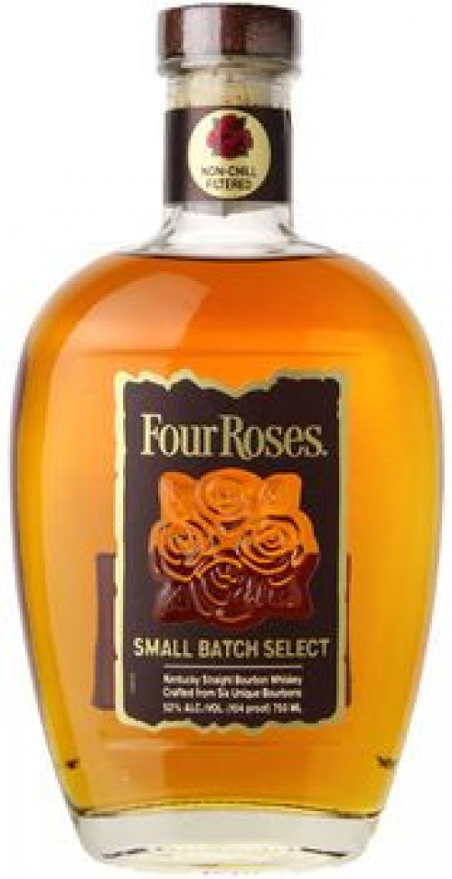 Four Roses Small Batch Select Kentucky Straight Bourbon 750ml