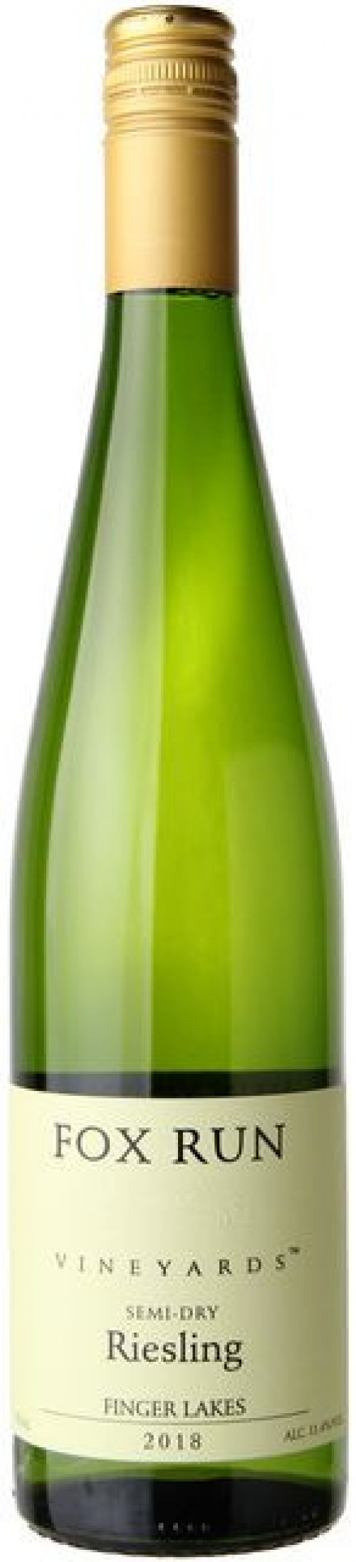 Fox Run Riesling Semi Dry 750ml