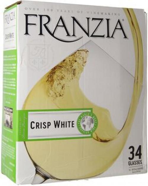 Franzia Crisp White 5 Ltr