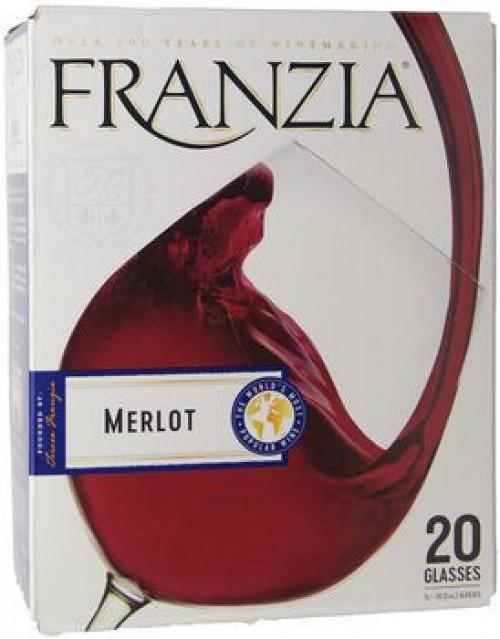 Franzia Merlot 3 Ltr