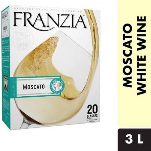 Franzia Moscato 3 Ltr