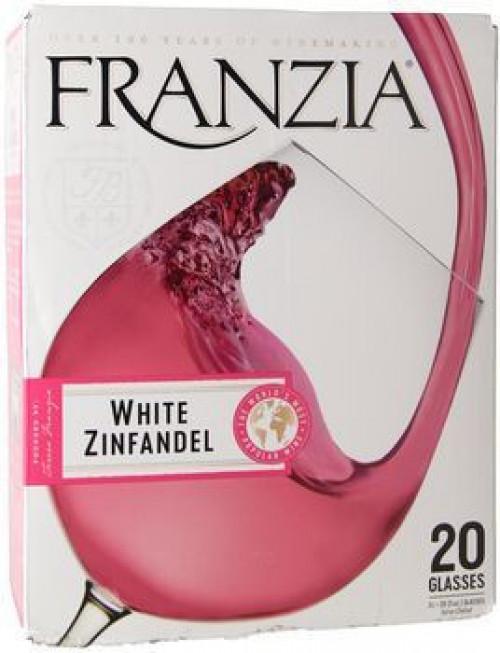 Franzia White Zinfandel 3 Ltr
