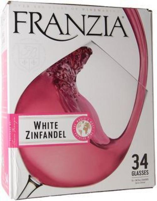 Franzia White Zinfandel 5 Ltr