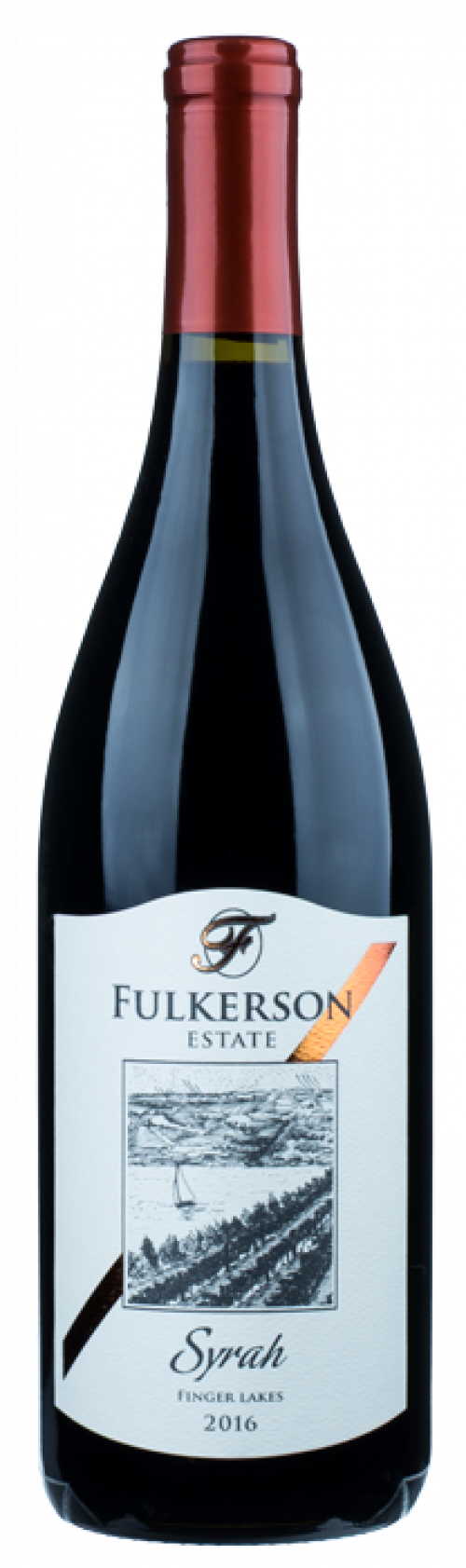 Fulkerson Syrah 750ml