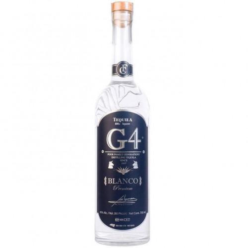 G4 Tequila Blanco 750ml