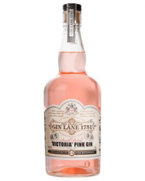 Gin Lane Pink  Gin 750Ml