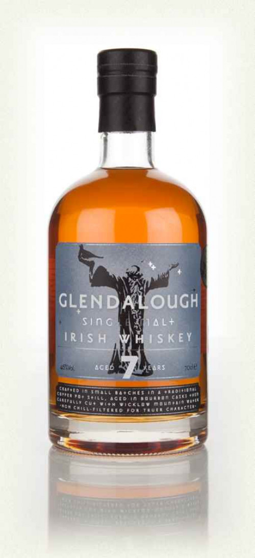 Glendalough 7yr Irish Whiskey 750ml