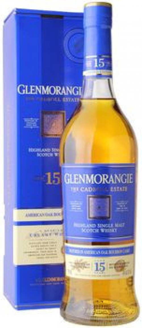 Glenmorangie Cadboll Estate 15yr Single Malt Scotch 750ml