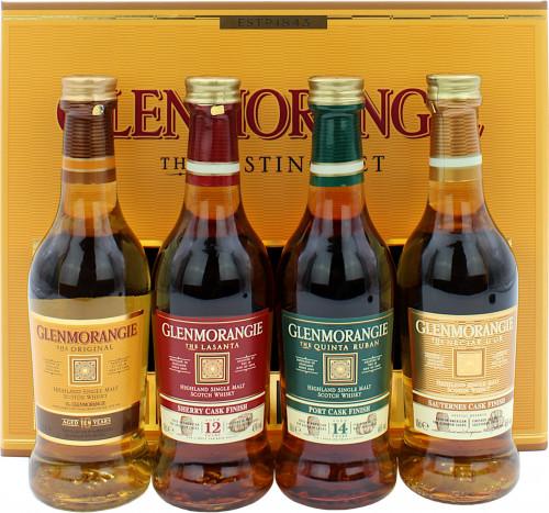 Glenmorangie Taster Set 4-100ml bottles