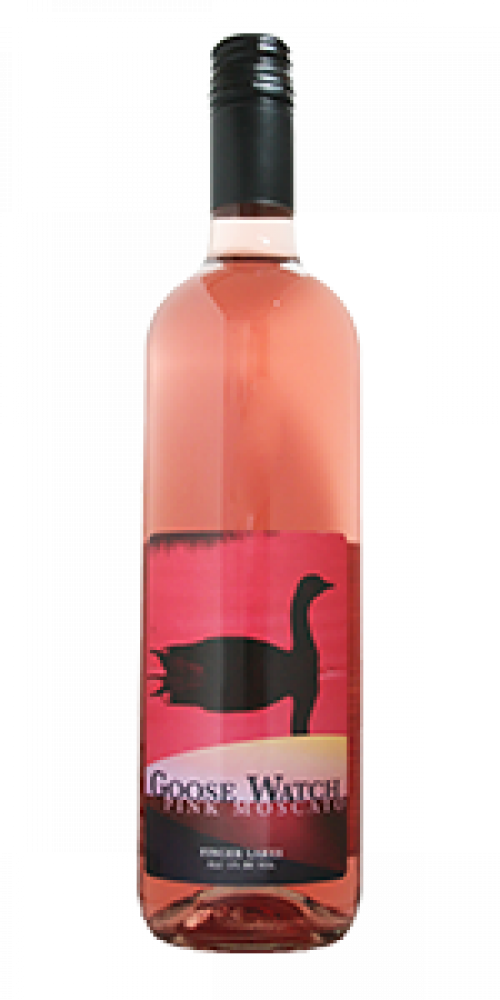 Goose Watch Pink Moscato 750ml