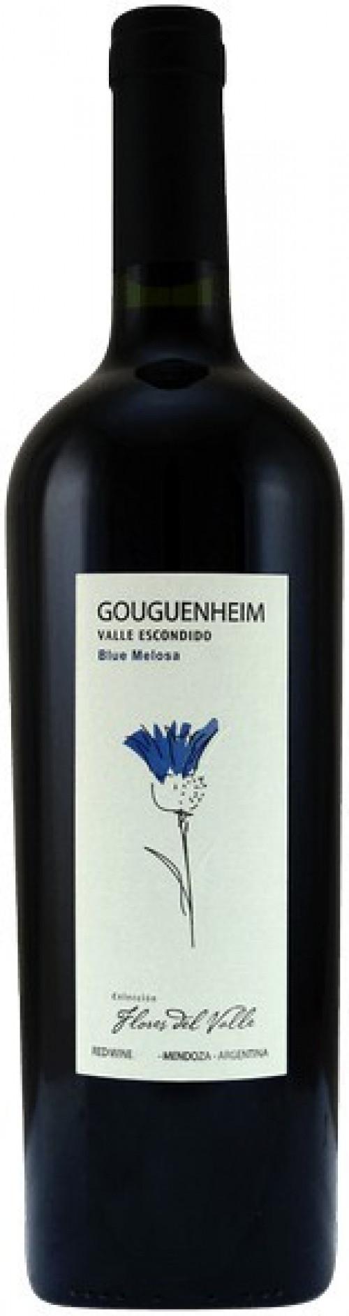 Gouguenheim Flores Blue Melosa Gran Reserva Malbec 750ml