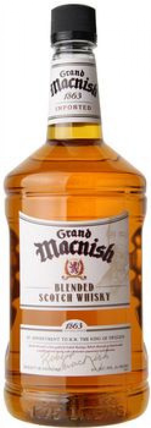 Grand Macnish Blended Scotch 1.75 Ltr