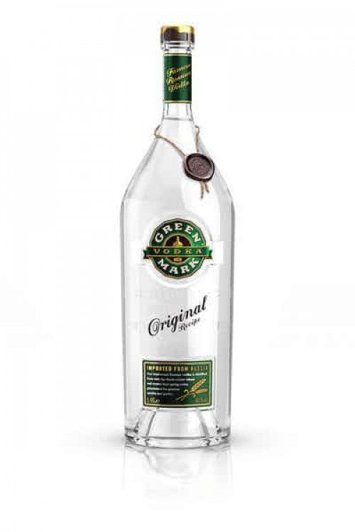 Green Mark Vodka 1.75 Ltr