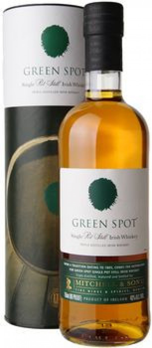 Green Spot Irish Whiskey 750ml