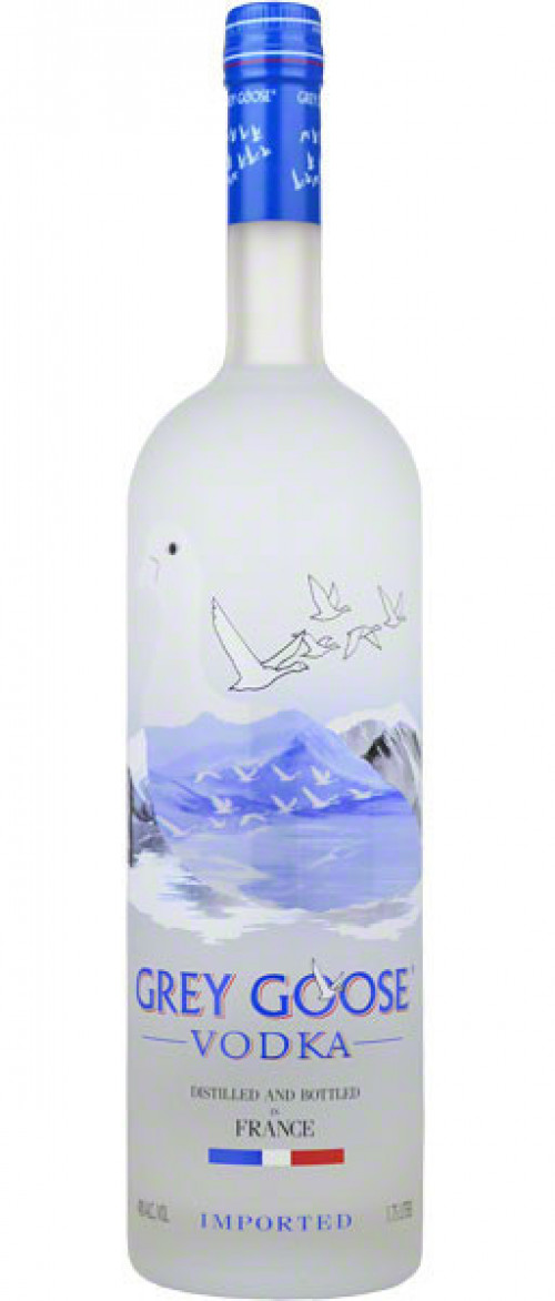 Grey Goose Vodka 1.75 Ltr