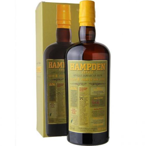 Hampden Estate 8Yr Jamaican Rum 750ml
