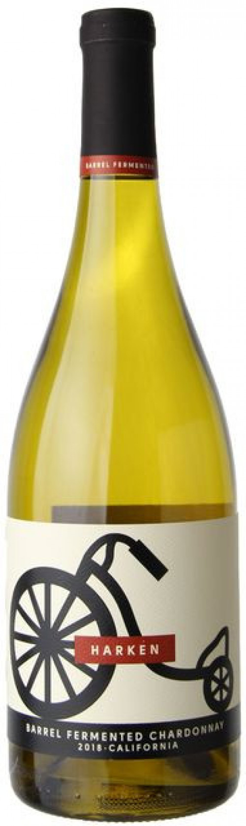 Harken Barrel Fermented Chardonnay 750ml