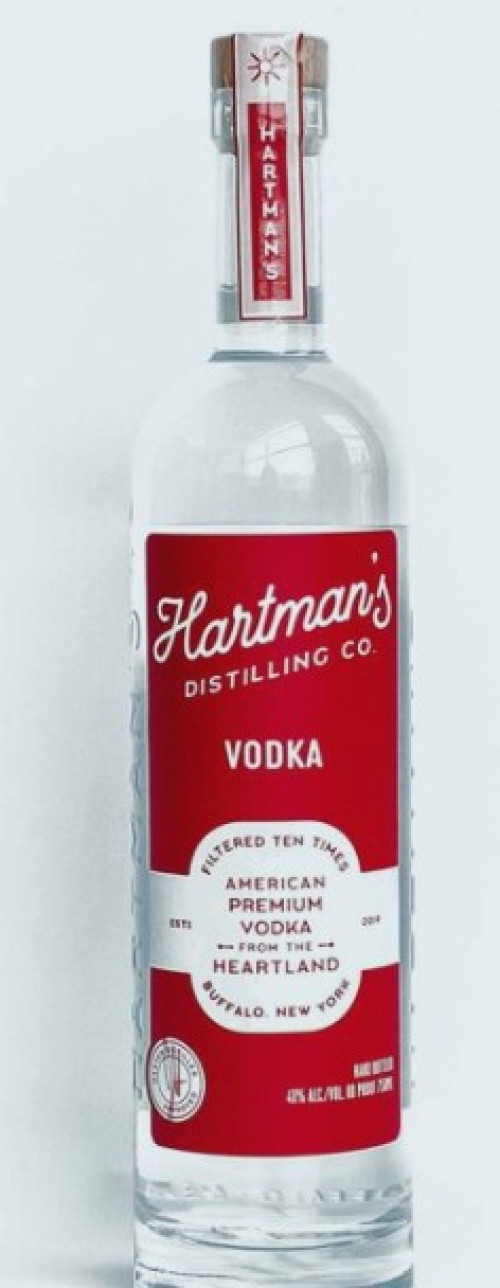 Hartman's Vodka 750