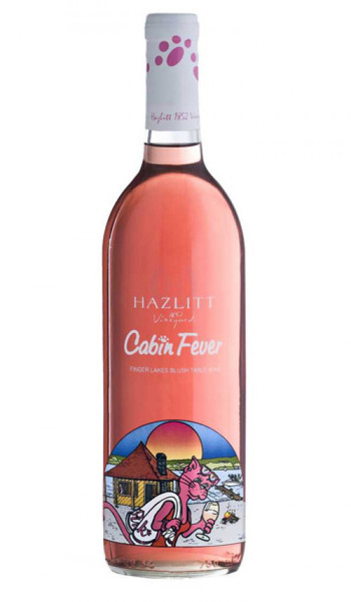 Hazlitt Cabin Fever (Pink Cat) 750ml