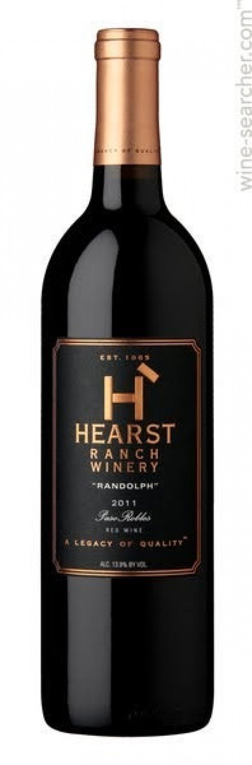 Hearst Ranch Randolph Red 750ml