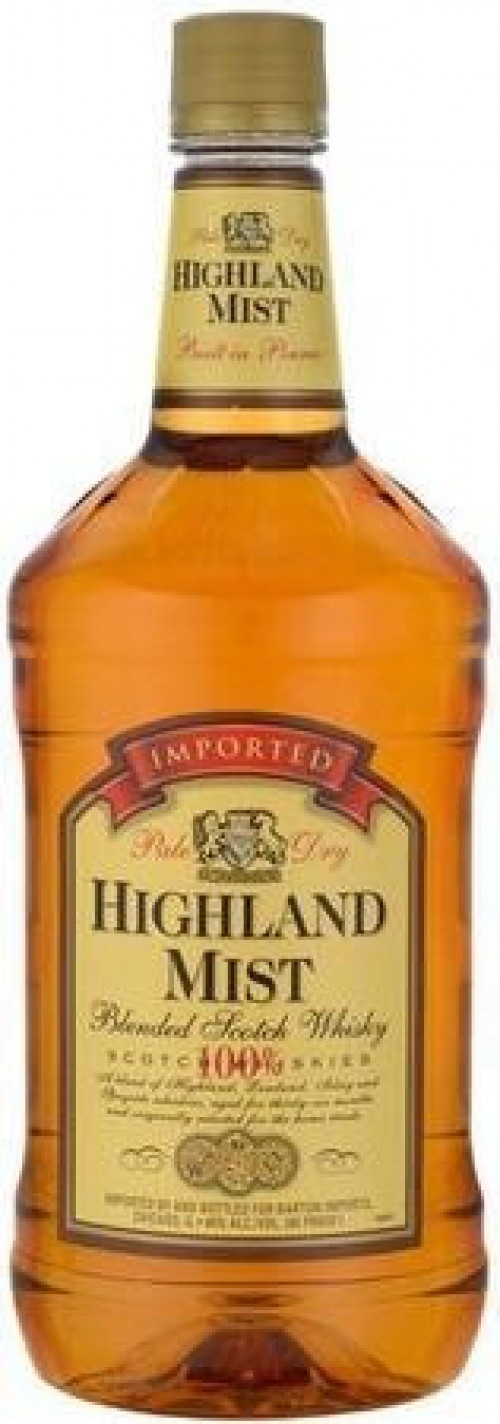 Highland Mist Blended Scotch 1.75 Ltr