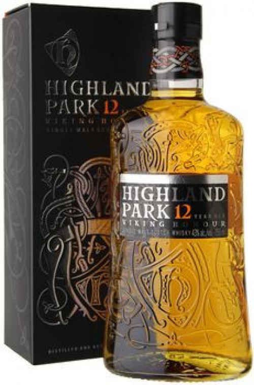 Highland Park 12yr Single Malt Scotch 750ml
