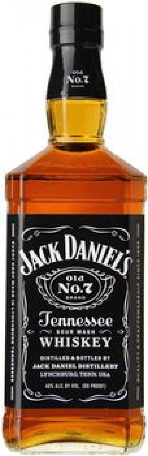 Jack Daniel's Tennessee Whiskey 1.75 Ltr