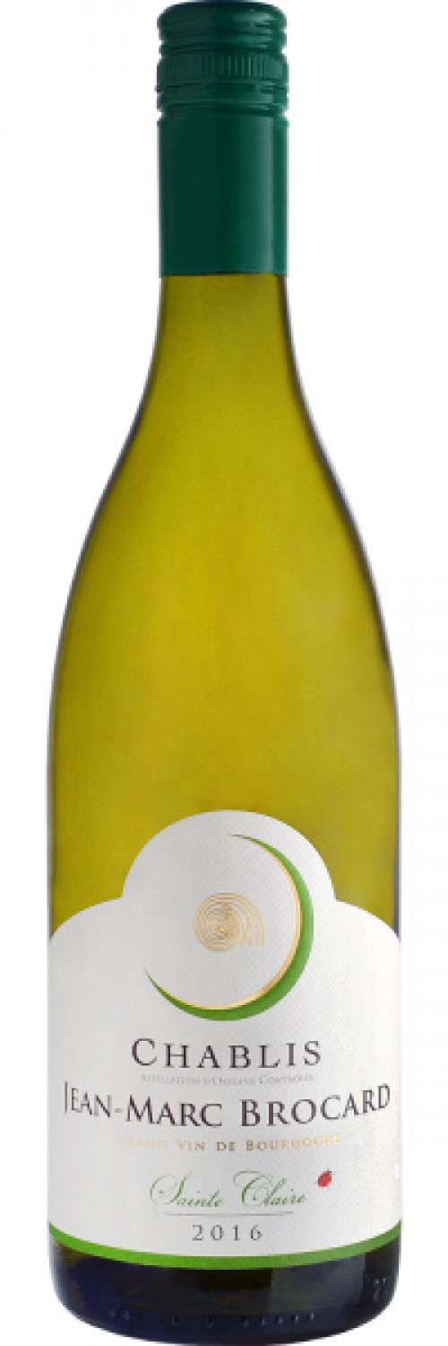 Jean-Marc Brocard Chablis Saint Claire 750ml