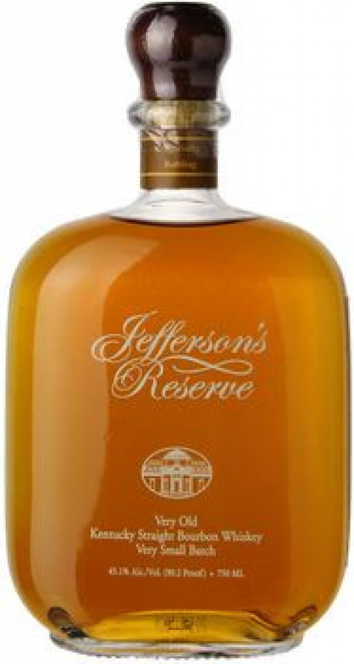 Jefferson's Reserve Kentucky Straight Bourbon 750ml