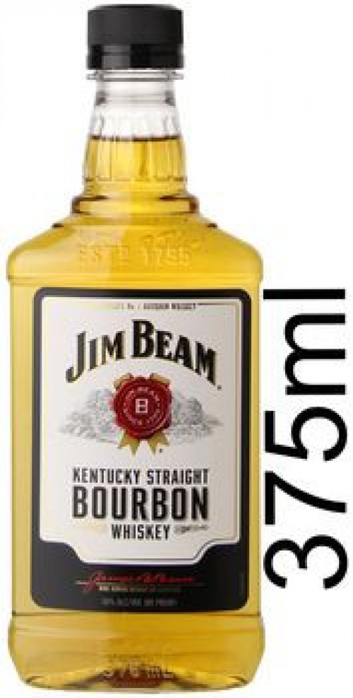 Jim Beam Kentucky Straight Bourbon 375ml
