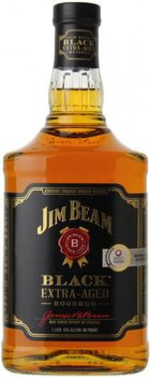 Jim Beam Black Kentucky Straight Bourbon 750ml
