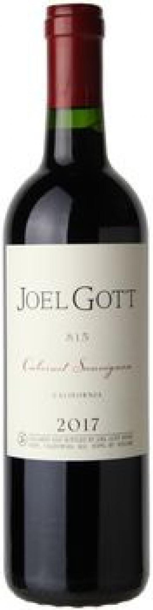 Joel Gott Cabernet Sauvignon 750ml