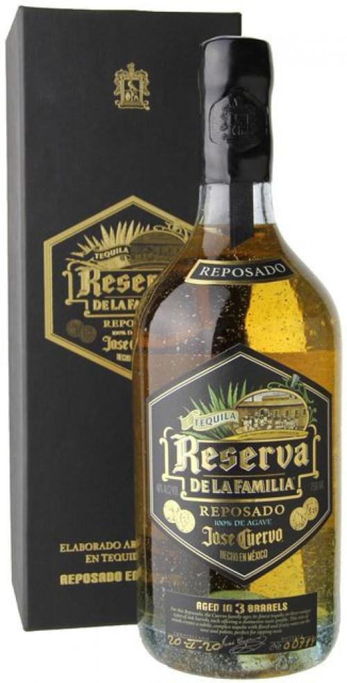 Jose Cuervo Reserva De La Familia Reposado 750ml