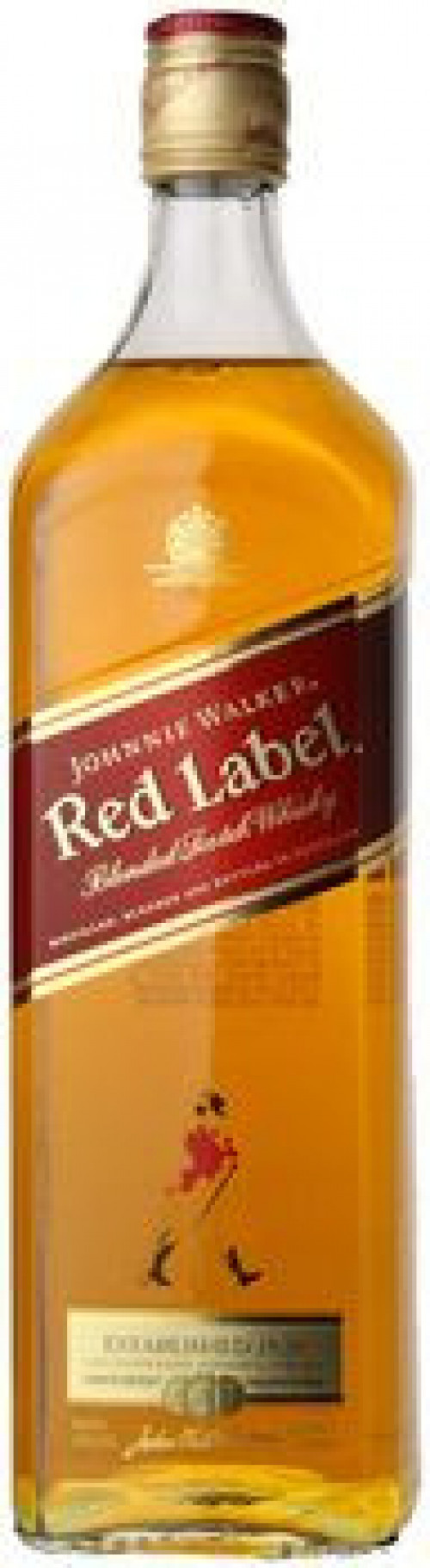 Johnnie Walker Red Label Blended Scotch 750ml