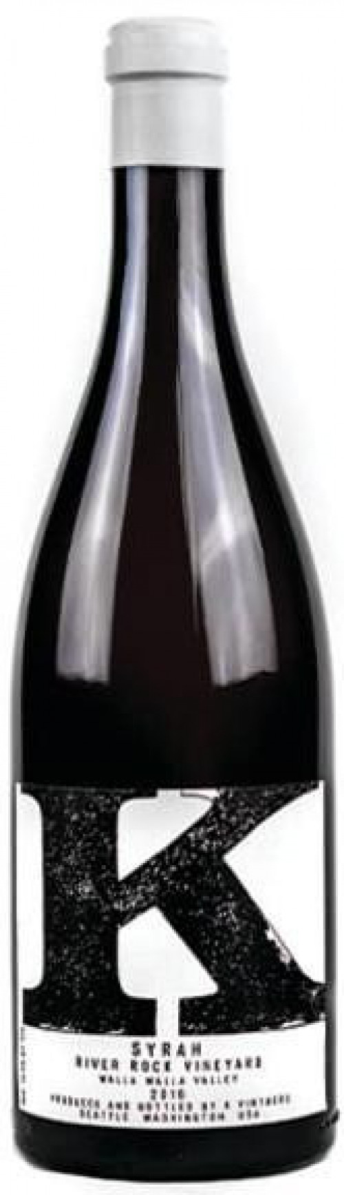 K Vintners Syrah River Rock 750ml