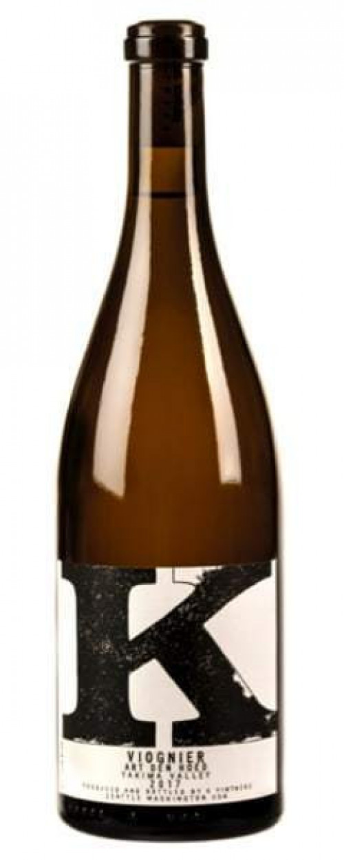 K Vintners Viognier Art DenHoed 750ml