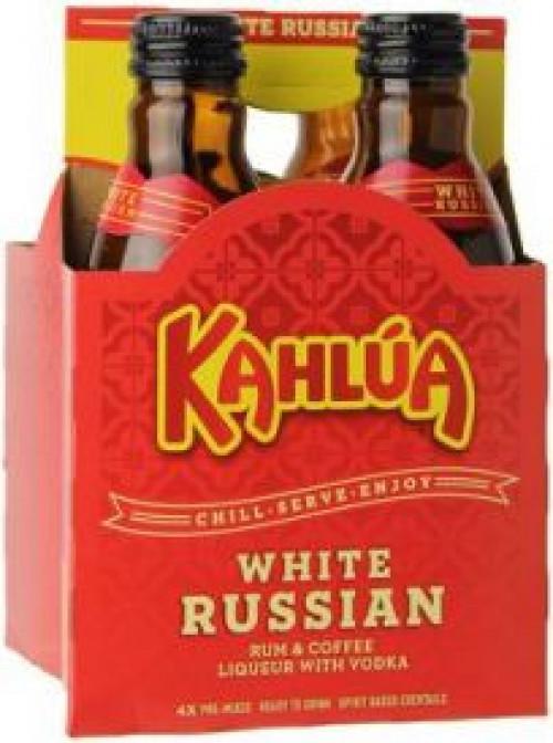 Kahlua White Russian 4 pack / 4-200ml