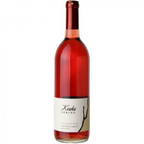 Keuka Spring Clara's Red 750ml
