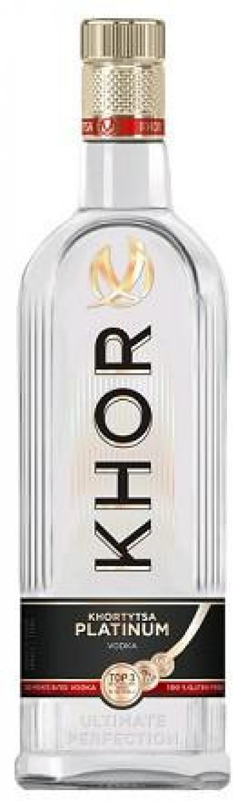 Khortysta Platinum Vodka 750ml